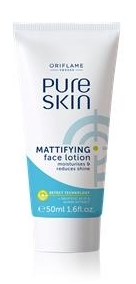 Pure Skin Mattifying Face Lotion