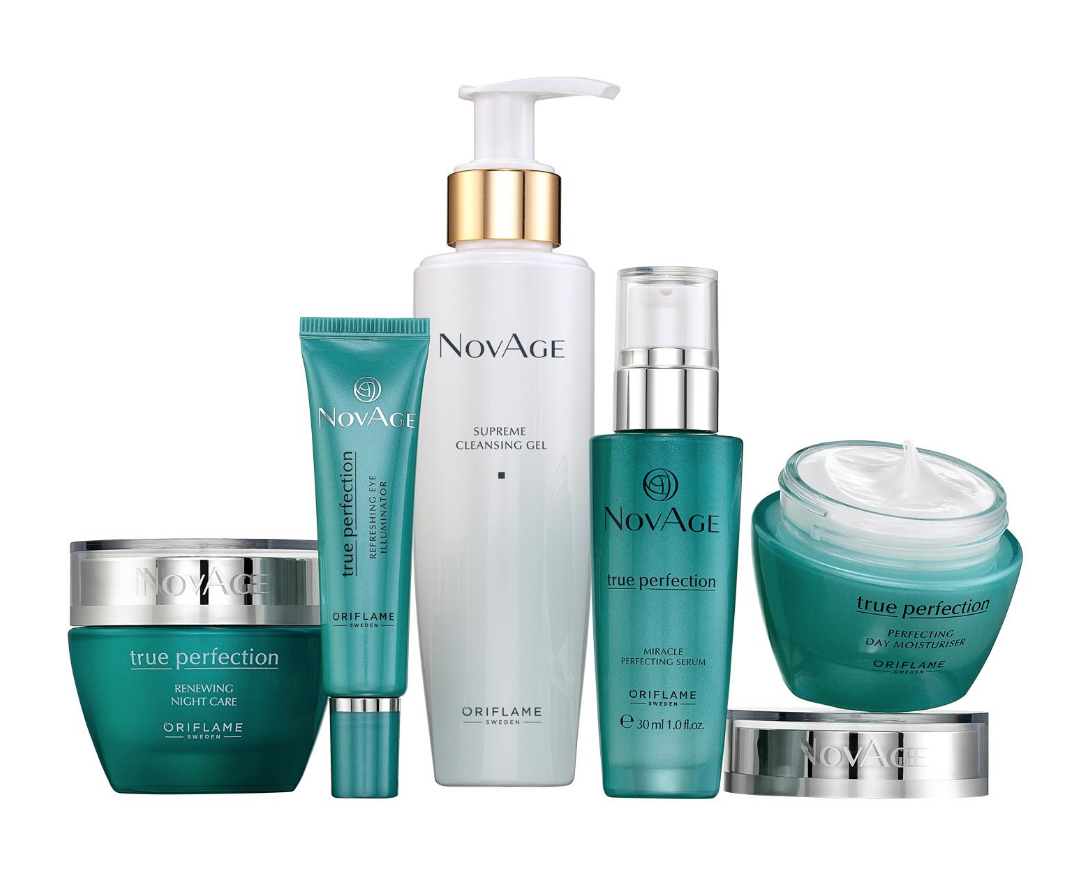 NovAge True Perfection-sett