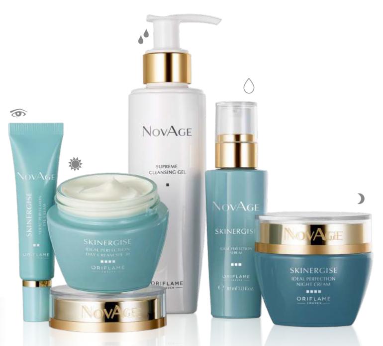 NovAge Skinergise-sett