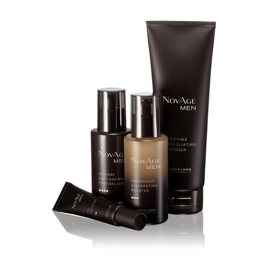 Hudpleiesett NovAge Men
