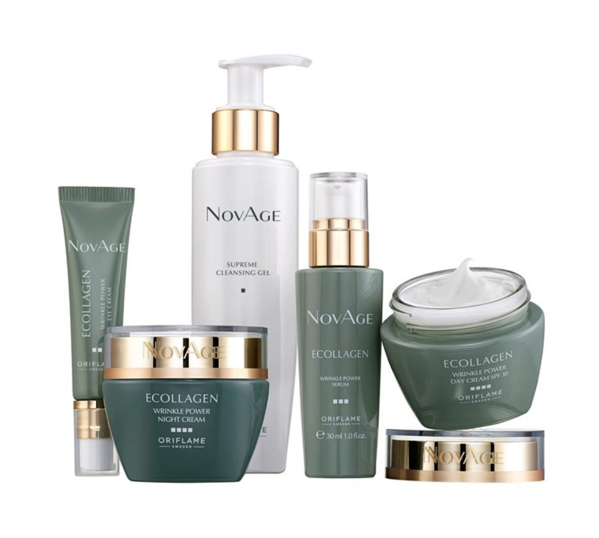 NovAge Ecollagen-sett